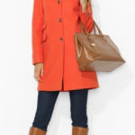 Ralph Lauren, Strech Cotton Pea Coat, 349€