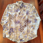 Camisa seda de VersaceCollection